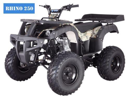 TaoTao | Rhino 250 | 250cc | Full Size | Utility ATV