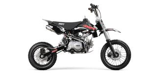 SSR | SR125AUTO | PitBike (125cc - Fully Automatic - 4 Speed)