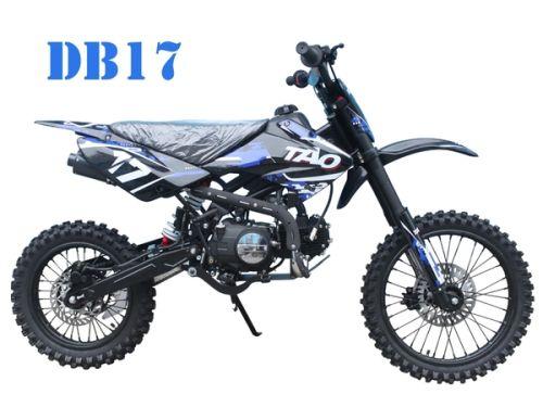 TaoTao | DB17 | Dirt Bike (125cc - Manual)