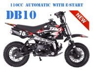 TaoTao | DB10 | Dirt Bike (110cc - Fully Automatic)