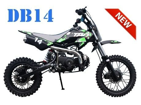 TaoTao | DB14 | Dirt Bike (110cc - Semi-Automatic)
