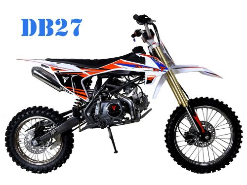 TaoTao | DB27 | Dirt Bike (125cc - Manual)