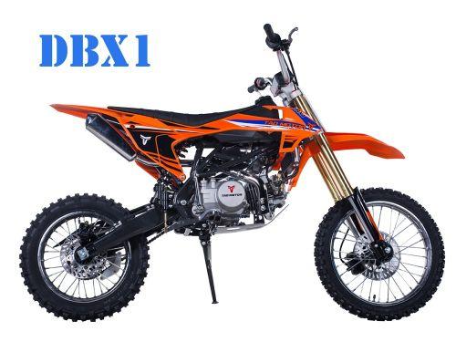 TaoTao   DBX1   Dirt Bike (140cc - Manual)