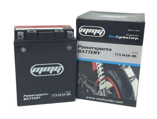 Battery YTX14AH-BS