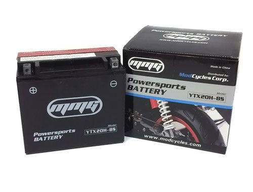 Battery YTX20H-BS