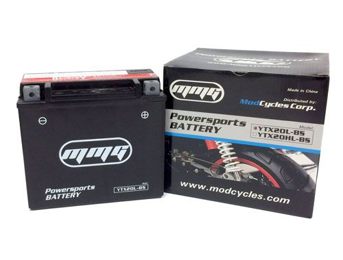 Battery YTX20L-BS
