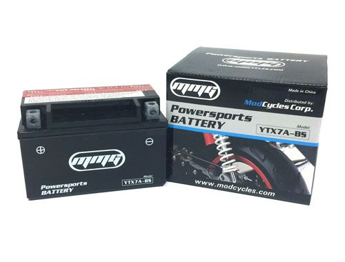 Battery YTX7A-BS