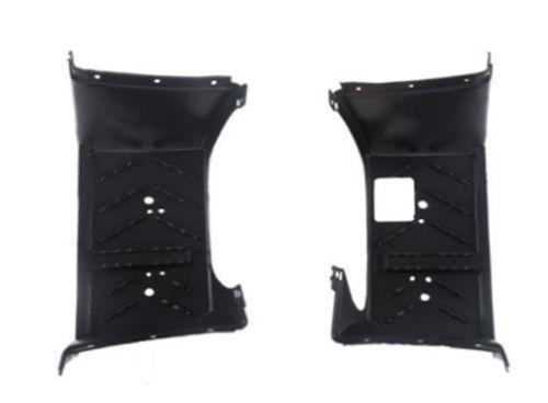 Left & Right Footrest (Pair) for Boulder B1