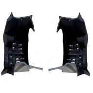 Left & Right Footrest (Pair) for Bull 200