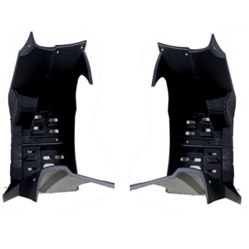 Left & Right Footrest (Pair) for Bull 200
