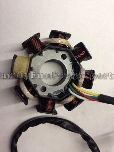 Stator | 8 Pole | 150cc GY6