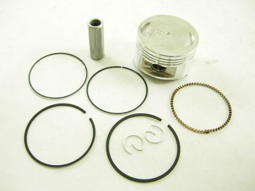 Piston & Ring Set | 150cc  (GY6)