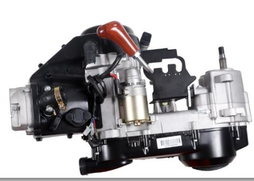 GY6 170cc Automatic w/ Reverse Engine for Bull 200