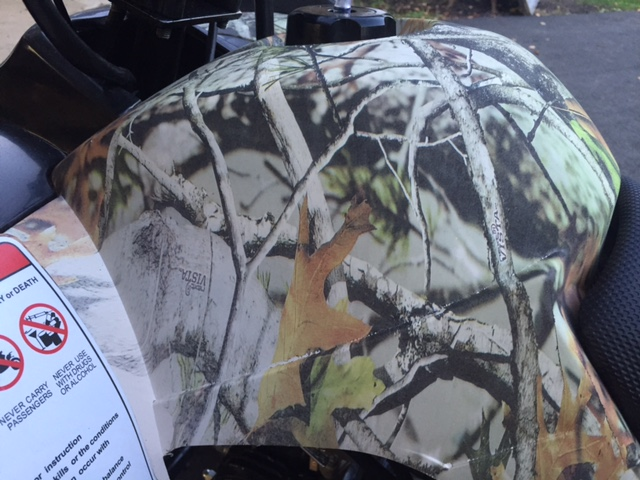 Tree Camo TaoTao T-Force