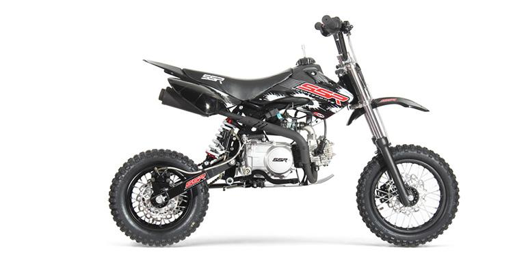 ssr motorsports  sr110semi pitbike  110cc  semi automatic  free shipping