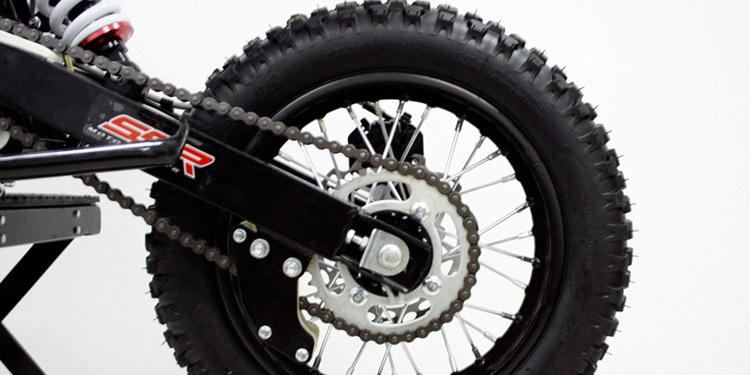 ssr 125 manual clutch