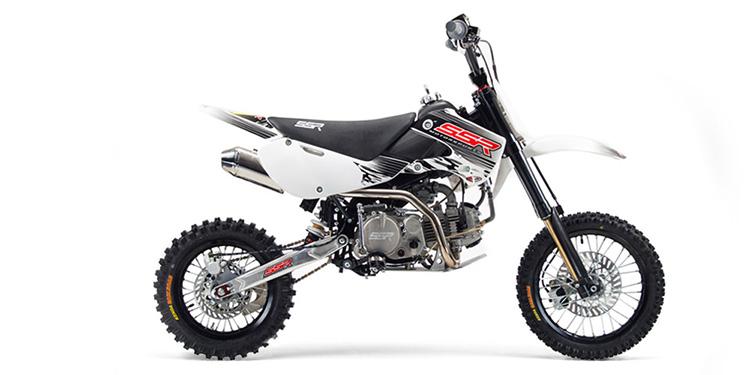 Ssr Sr170tx 140cc Pitbike Race Series