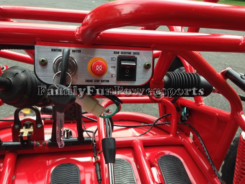 TrailMaster | 150 XRS | GoKart