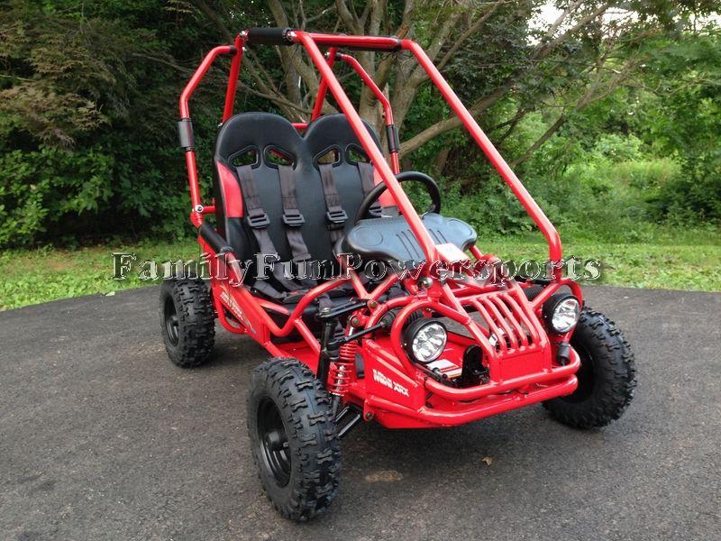 Trail Master | MINI-XRX | Kids Go Kart