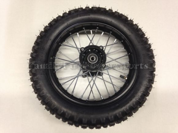 SSR PitBike Wheels and tires